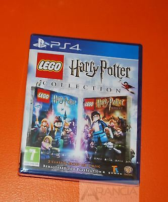 Lego Harry Potter Collection PS4 New and Sealed