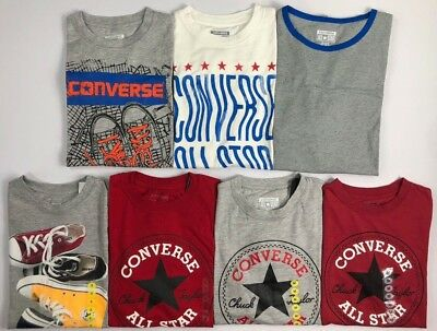 Boy's Youth Converse All Star T-Shirt