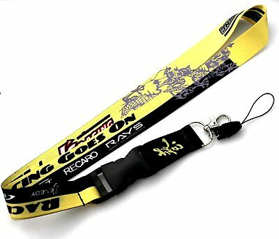 J/'S RACING HYPER Lanyard Neck Keystrap Japan ECU Control Revolution Xtreme JS