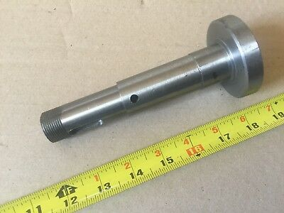 Finish mower Spindle shaft, Servis Rhino 00775269