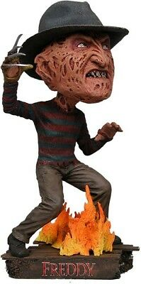 Nightmare On Elm Street Freddy Krueger Head Knockers Wackelkopf action figur Neu