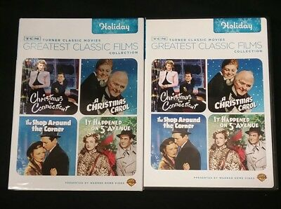 TCM Greatest Classic Films Collection: Holiday Christmas in Connecticut / A Chr