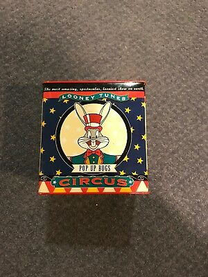 Bugs Bunny Jack In The Box Musical Pop Up Toy