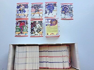 "NHL ""SCORE"" Hockey Trading Cards from 1990/91 - 442 cards!!"