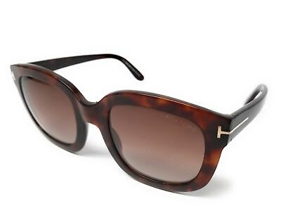 8bcdff222ae06 Tom Ford Tf279 50F 53Mm Havana Gradient Sunglasses Christophe Ft279 W case