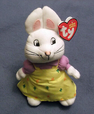 Ruby  TY BEANIE BABY NWT (from the Nick Jr TV Show) 2013