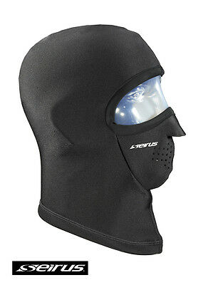 Seirus® ULTRA CLAVA®, 3 in 1 Cold Protection, Balaclava/Facemask, SM/MD, 8040