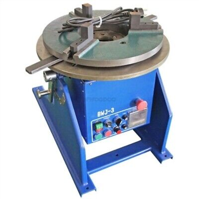 300Kg WDBWJ-3 Automatic Welding Positioner With Chuck For Mig/Tig Welding Bra ia