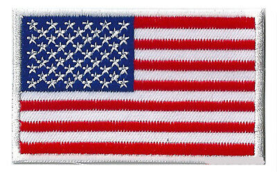 Badge patch flag patch United States US USA sew-on