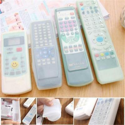 Silicon Gel Protective Case Cover Anti-Dust Skin Bag For TV Remote Contro Gift