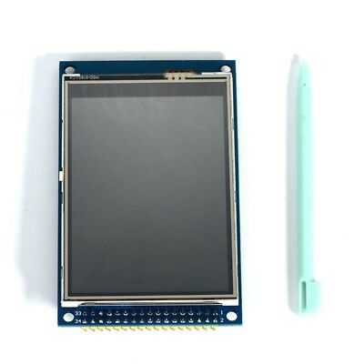 3.2 Inch Touch Screen Panel 240x320 TFT 65K Color LCD Display Module W SD C R8A1