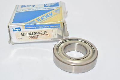 Koyo Shielded Ball Bearing 6000ZZC3 6000ZC3 New