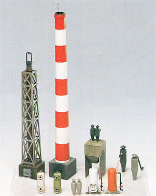 Greenmax No.2147 Plant Factory Equipments C (1/150 N scale)
