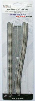 Kato 20-052 Concrete Track Double Track Widening Section WA310PC-R (N scale)