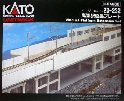 Kato 23-232 Viaduct Platform Extension Set (N scale)