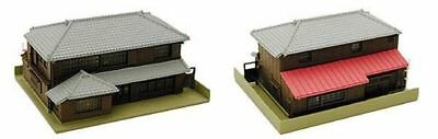 Kato 23-482 Hip Roof House 1 (N scale)
