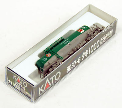 Kato 8037-6 Tank Car TAKI 1000 ENEOS with Eco Rail Mark (N scale)