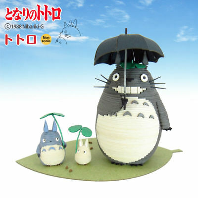 Sankei MK07-19 Studio Ghibli 3 Sets of Totoro My Neighbor Totoro Non-Scale