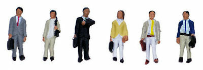 """Kato 24-246 Model People """"People going to Work 1"""" (N scale)"""