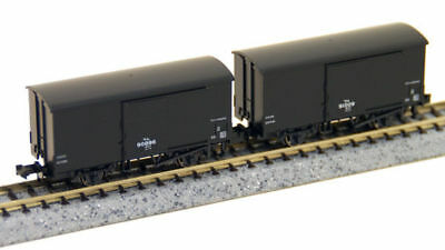 Kato 8029 Freight Car WAMU 90000 2 cars (N scale)