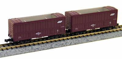 Kato 8034 Freight Car WAMU 480000  2 Cars (N scale)