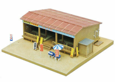 Tomytec (Komono 061) Japanese Seaside Cottage B 1/150 N scale