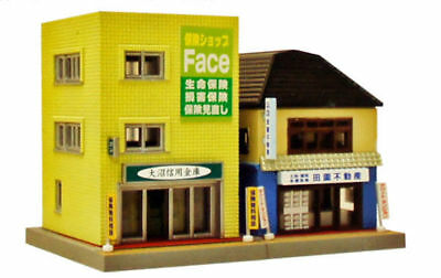 Tomytec (Building 107-2) Station Square Store B2 1/150 N scale