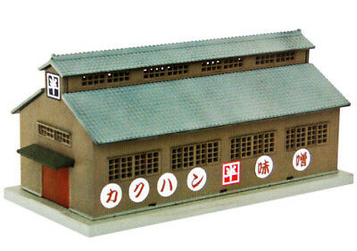 Tomytec (Building 119) Japanese Miso Factory D 1/150 N scale