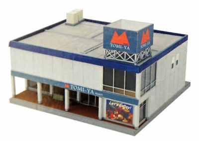Tomytec (Building 113) Supermarket A 1/150 N scale