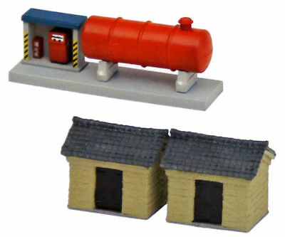 Tomytec (Komono 107-2) Rail Yard Accessories A2 1/150 N scale