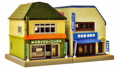 Tomytec (Building 108-2) Station Square Store C2 1/150 N scale