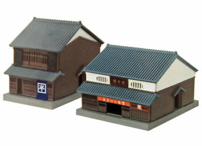 Tomytec (Building 116) Japanese Miso Factory A 1/150 N scale