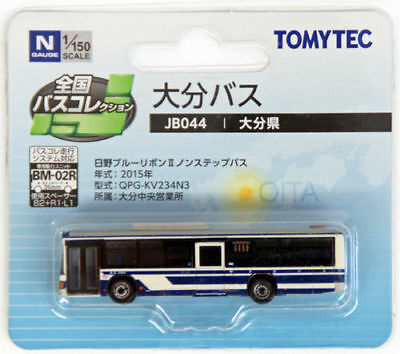 "Tomytec The Bus Collection ""Oita Bus"" (JB044) 1/150 N scale"