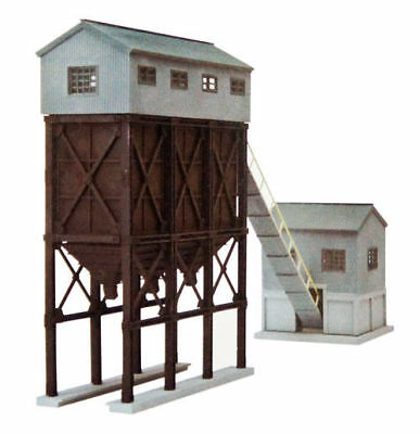 Tomytec (Komono 103) Coaling Tower for Steam Locomotive 1/150 N scale