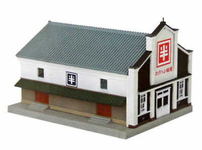 Tomytec (Building 117) Japanese Miso Factory B 1/150 N scale