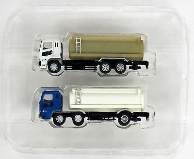 "Tomytec The Truck Collection ""Chemical Products Lorry Set B"" 1/150 N scale"