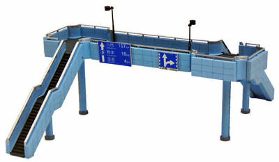 Tomytec (Komono 119) Pedestrian Bridge (Large Highway Overpass) 1/150 N scale