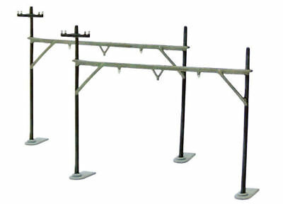 Tomytec (Komono 020-2) Catenary Pole A2 (Double Overhead Mast) 1/150 N scale