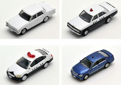 Tomytec The Car Collection Basic Set J2 1/150 N scale
