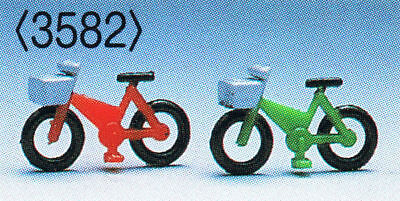 Tomix 3582 Bicycle (Casual type) (N scale)