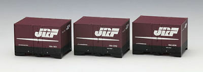 Tomix 3137 Type 19A 12' Containers (3 pieces) (N scale)