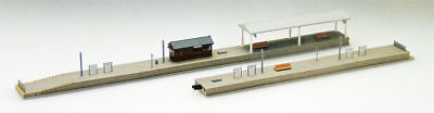 Tomix 4057 Island Platform Set (Local Type) (N scale)