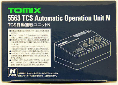 Tomix 5563 TCS Automatic Operational Unit N (N scale)