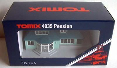 Tomix 4035 Pension (Green Color) Green (N scale)