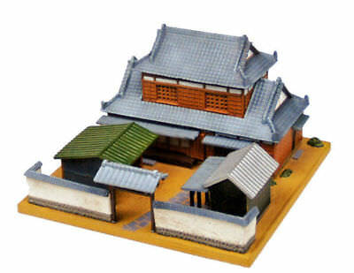 Tomytec (Building 004-4) Single-Story Farm House D4 1/150 N scale