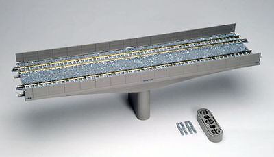 Tomix 3226 Double Track Concrete Bridge (F) w/ Concrete Piers (N scale)