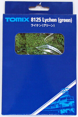 Tomix 8125 Lychen (Green) (N scale)