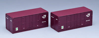 Tomix 3157 Type JR 30D 20' Containers (2 pieces) (N scale)