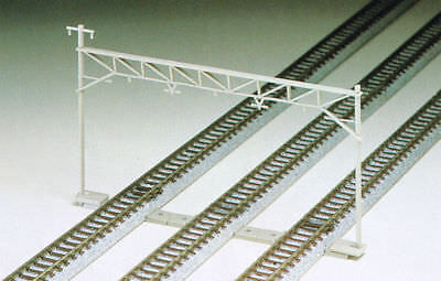 Tomix 3005 Overhead Wire Mast for 3 Tracks Modern Type (3 Pieces) (N scale)