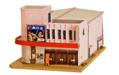 Tomytec (Building 038-2) Theater B (Main Street Cinema) 1/150 N scale